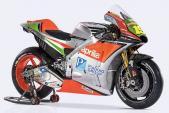 """Aprilia """"khoe hàng"""" siêu môtô RS-GP mùa giải MotoGP 2016"""