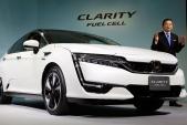 Honda Clarity 2016 - xe chạy pin nhiên liệu gần 1.000 km