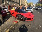 Những tai nạn siêu xe thảm khốc nhất thế giới