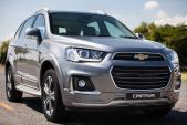 Chevrolet Captiva Revv 2016 chốt giá 879 triệu tại Việt Nam
