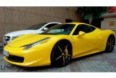 Hàng hiếm Ferrari 458 Italia trị giá 10 tỷ tại Việt Nam