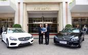 Cặp đôi Mercedes E250 AMG tiền tỷ của Rex Sài Gòn