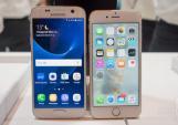 So sánh Samsung Galaxy S7 và iPhone 6s: Cân tài, cân sức