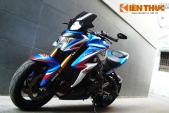 Bản độ Suzuki GSX-S1000 đầy