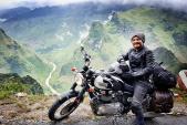 Biker Trần Lập - yêu môtô PKL với những chuyến đi dài