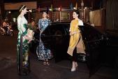 HH Hoàn vũ Philippines 2012 đẹp ngỡ ngàng với áo dài Việt