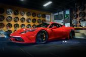 """Ngựa nòi Ferrari 458 Speciale thay """"vó"""" ADV.1 cực chất"""