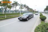Soi dàn siêu xe trăm tỷ tại đám cưới Á hậu Trà My