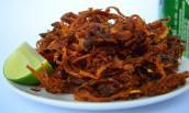 Cách phân biệt thịt bò khô thật và thịt bò khô giả siêu đơn giản