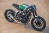 """""""Con lai"""" hàng thửa của Yamaha R15 với Royal Enfield 535"""