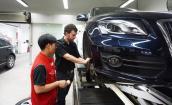 Audi mời chuyên gia Đức tới chăm xe cho khách Việt
