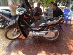 Cận cảnh Honda Dream 125 bản 2016 tại Việt Nam