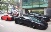 """""""Tóm gọn"""" Lamborghini Murcielago của đại gia Hà Nội"""