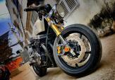 """Honda CB750 độ cafe racer """"độc nhất vô nhị"""" tại Sài Gòn"""
