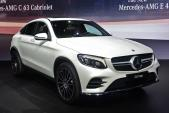 Mercedes ra mắt xế sang thể thao GLC Coupe