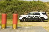 Ford của cảnh sát Mỹ test chống đạn như thế nào?