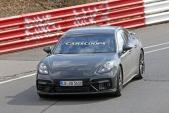 Porsche Panamera thế hệ mới lộ diện trên đường thử