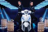 SYM ra mắt xe tay ga Shark Mini 125 giá 29 triệu tại VN