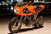 Xế độ Ducati 750SS đậm chất Cafe Racer cổ điển