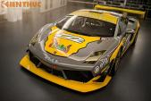 Siêu bò Lamborghini LP600 GT3