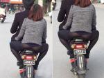 Sự thật sau hình ảnh thiếu nữ Việt không mặc quần