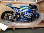 """""""Đập thùng"""" siêu motoGP Suzuki GSX-RR tại Việt Nam"""