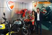 Nữ biker Việt đầu tiên sở hữu Ducati Scrambler 280 triệu