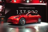 Tesla thu 7,5 tỷ USD chỉ sau 24 tiếng ra mắt Model 3