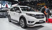 Honda BR-V đạt điểm hoàn hảo trong phép thử va chạm ASEAN