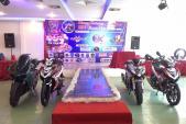 """Hàng trăm """"xế nổ"""" Yamaha Exciter tụ hội tại Sài Gòn"""