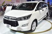 Toyota trang bị động cơ xăng cho Innova Crysta và Fortuner