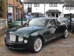 """Soi """"xế sang"""" Bentley Mulsanne 6,3 tỷ của Nữ hoàng Anh"""