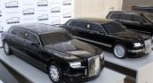 Tổng thống Putin sắp nhận xe ô tô chịu được bom hạt nhân