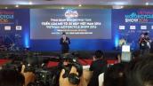 Triển lãm môtô, xe máy Việt Nam 2016 chính thức khai mạc