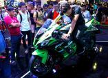 Siêu mô tô chào bán tại Việt Nam với giá 549 triệu đồng