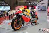 Siêu môtô tiền tỷ RC213V-S của Honda tại VN