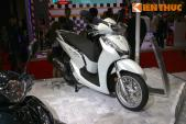 """Cận cảnh Honda SH 300i """"chính hãng"""" đầu tiên tại VN"""