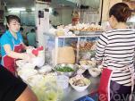 Quán bún mọc ngon mê mẩn gần chợ Bến Thành