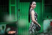 Trương Thị May vẫn đẹp dù mặc đồ chưa đến 1 triệu đồng