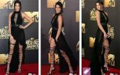 Kendall Jenner vất vả vì đôi sandal sexy, phiền toái