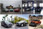 Thị trường ôtô Việt khởi sắc trong tháng 3/2016