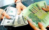 Tỷ giá trung tâm giảm, giá USD tại ngân hàng không biến động