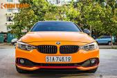 """Xe thể thao BMW 4-series """"độ độc"""" của dân chơi Việt"""