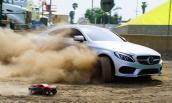 Cuộc đua kỳ lạ nhất Thế giới giữa người và xe hơi