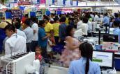 Co.opmart Bến Lức giảm giá đến 50% nhiều mặt hàng