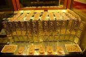 Giá vàng hôm nay 14/4: Giá vàng SJC giảm 220.000 đồng/lượng