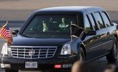 Chiêm ngưỡng siêu xe của các tổng thống Mỹ