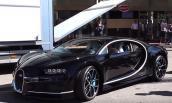 Siêu xe Bugatti Chiron 2,4 triệu đô đến Monaco