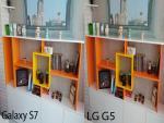 So sánh camera của Galaxy S7 với LG G5