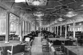 Hé lộ thực đơn bữa cuối trên tàu Titanic ở các khoang
